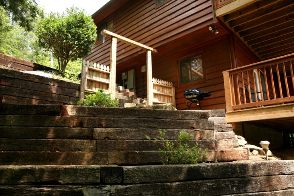 Photo of a Gatlinburg Cabin named Naughty By Nature - This is the twelfth photo in the set.