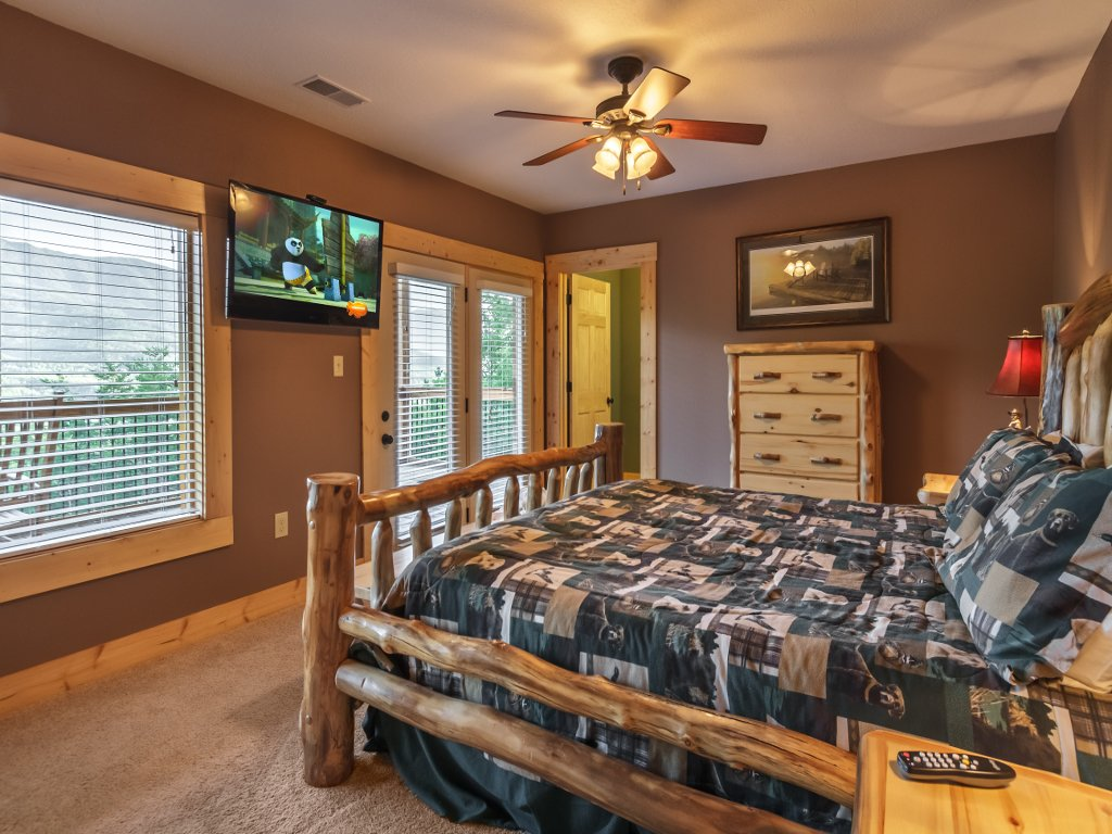 Photo of a Gatlinburg Cabin named Cloud Dancer Ii - This is the twenty-first photo in the set.