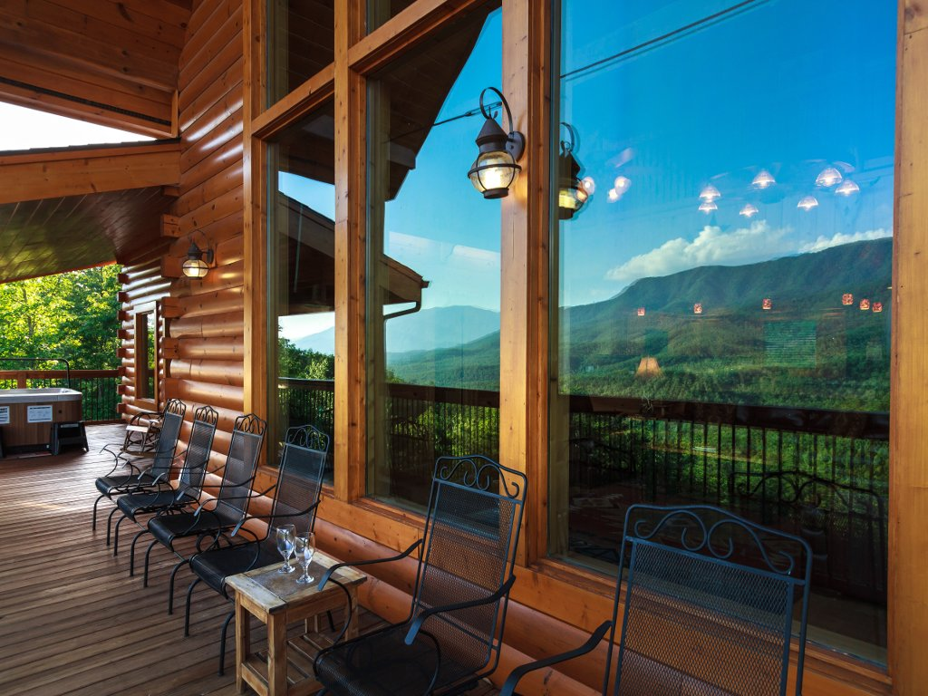 Photo of a Gatlinburg Cabin named Cloud Dancer Ii - This is the nineteenth photo in the set.
