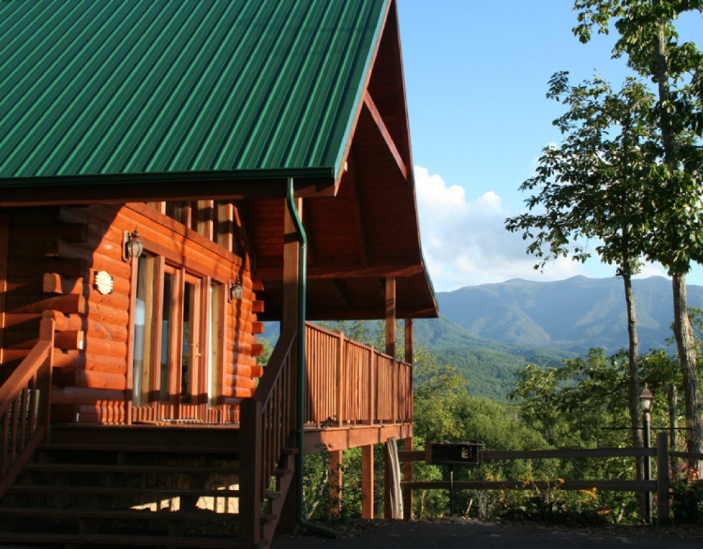 Photo of a Gatlinburg Cabin named Endless View - This is the twenty-sixth photo in the set.