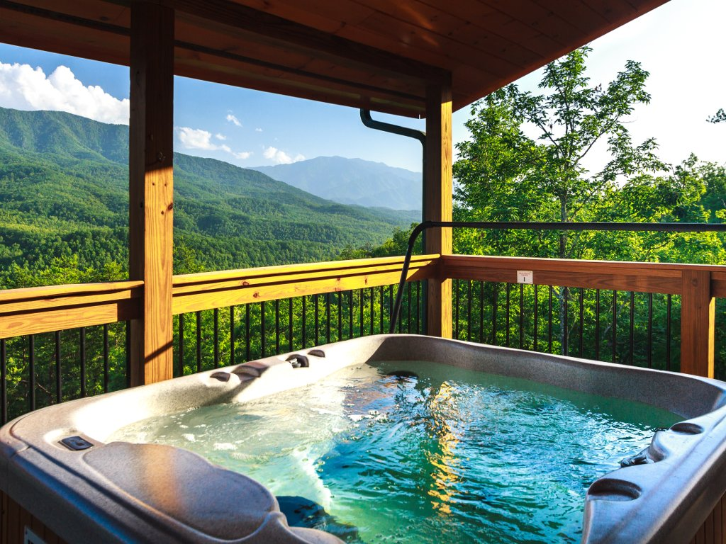Photo of a Gatlinburg Cabin named Cloud Dancer Ii - This is the third photo in the set.