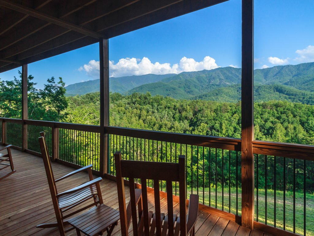 Photo of a Gatlinburg Cabin named Cloud Dancer Ii - This is the fourth photo in the set.
