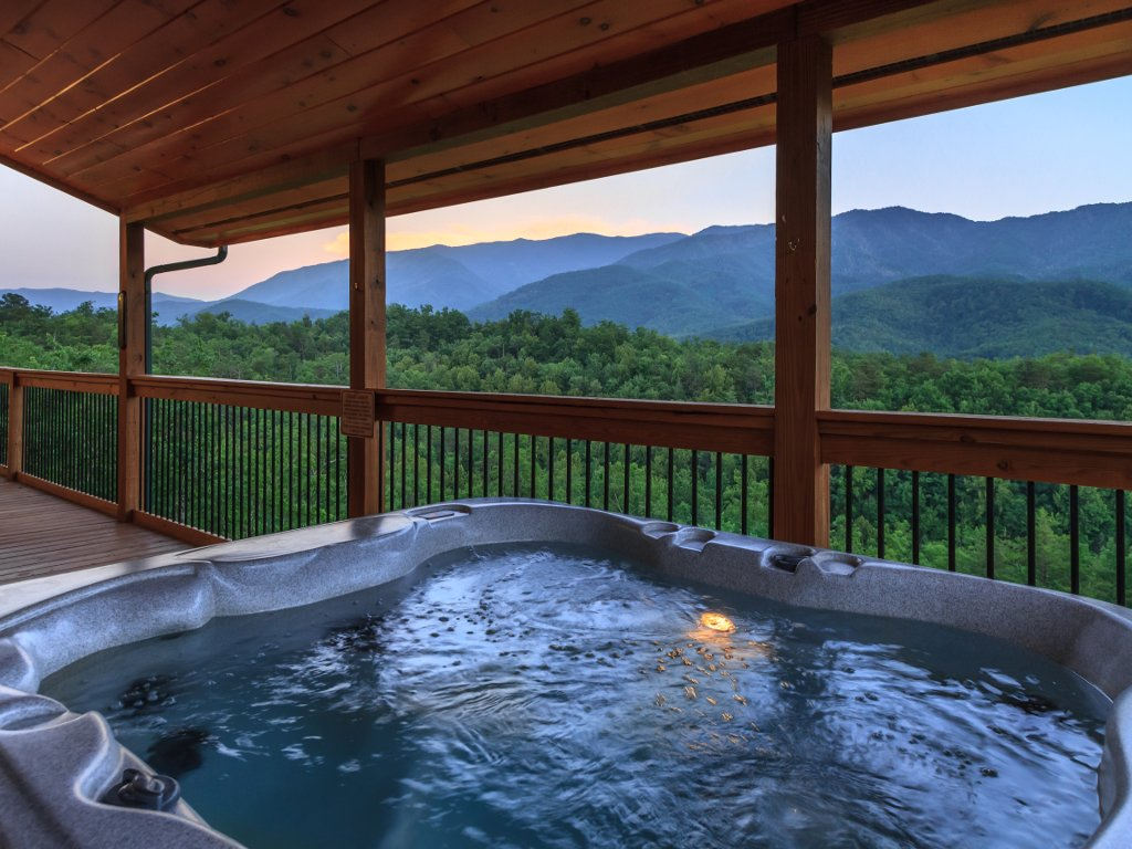 Photo of a Gatlinburg Cabin named Cloud Dancer Ii - This is the thirty-fifth photo in the set.