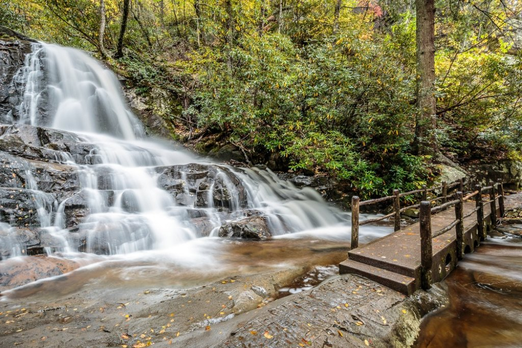 Photo of a Gatlinburg Cabin named Mountain Hideaway - This is the eighteenth photo in the set.