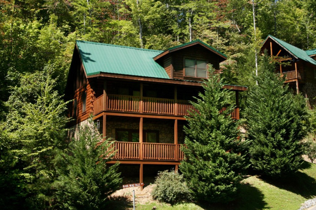 Photo of a Gatlinburg Cabin named Bear's Corner - This is the twentieth photo in the set.