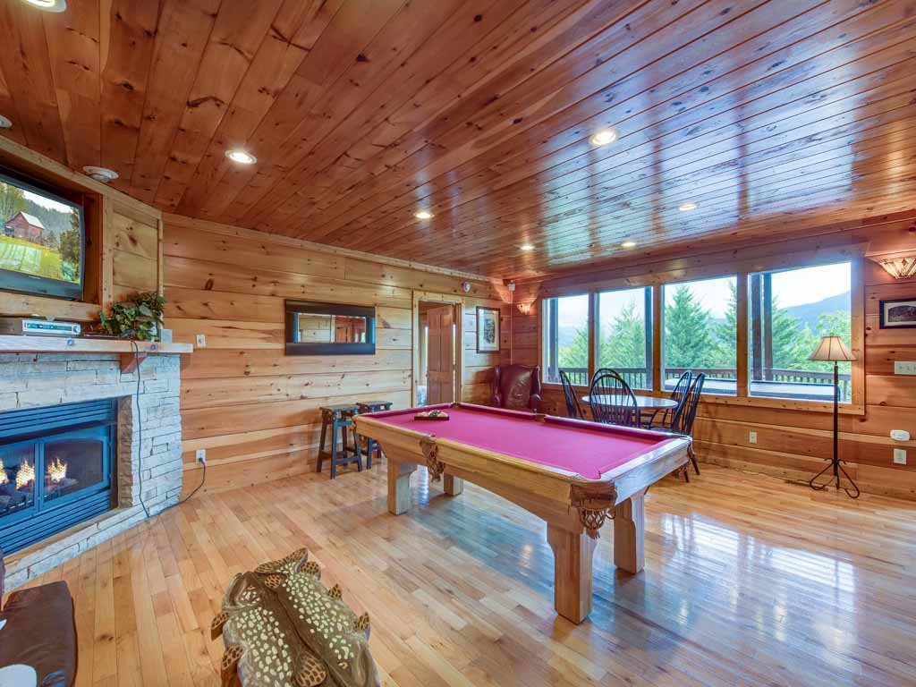 Photo of a Gatlinburg Cabin named Appalachian Lodge - This is the eleventh photo in the set.