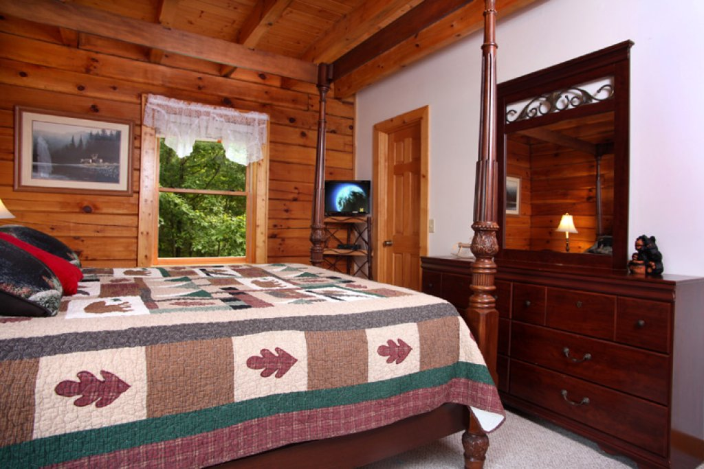 Photo of a Gatlinburg Cabin named Dream Catcher - This is the fifteenth photo in the set.
