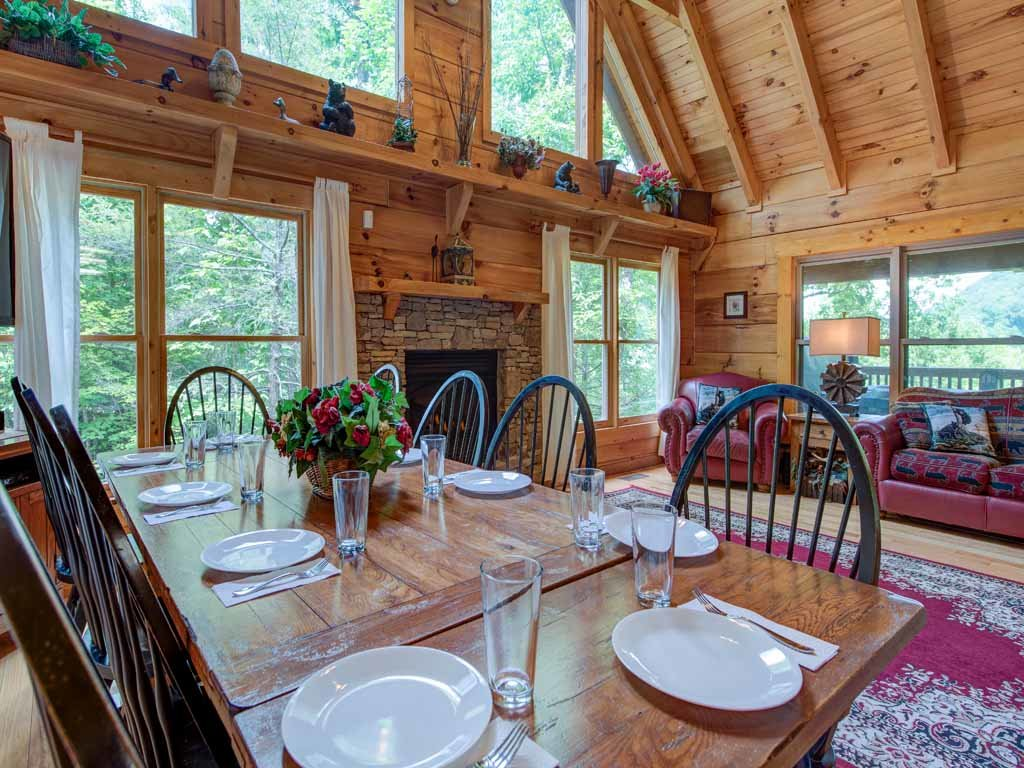 Photo of a Gatlinburg Cabin named Cozy Bear Lodge - This is the sixth photo in the set.