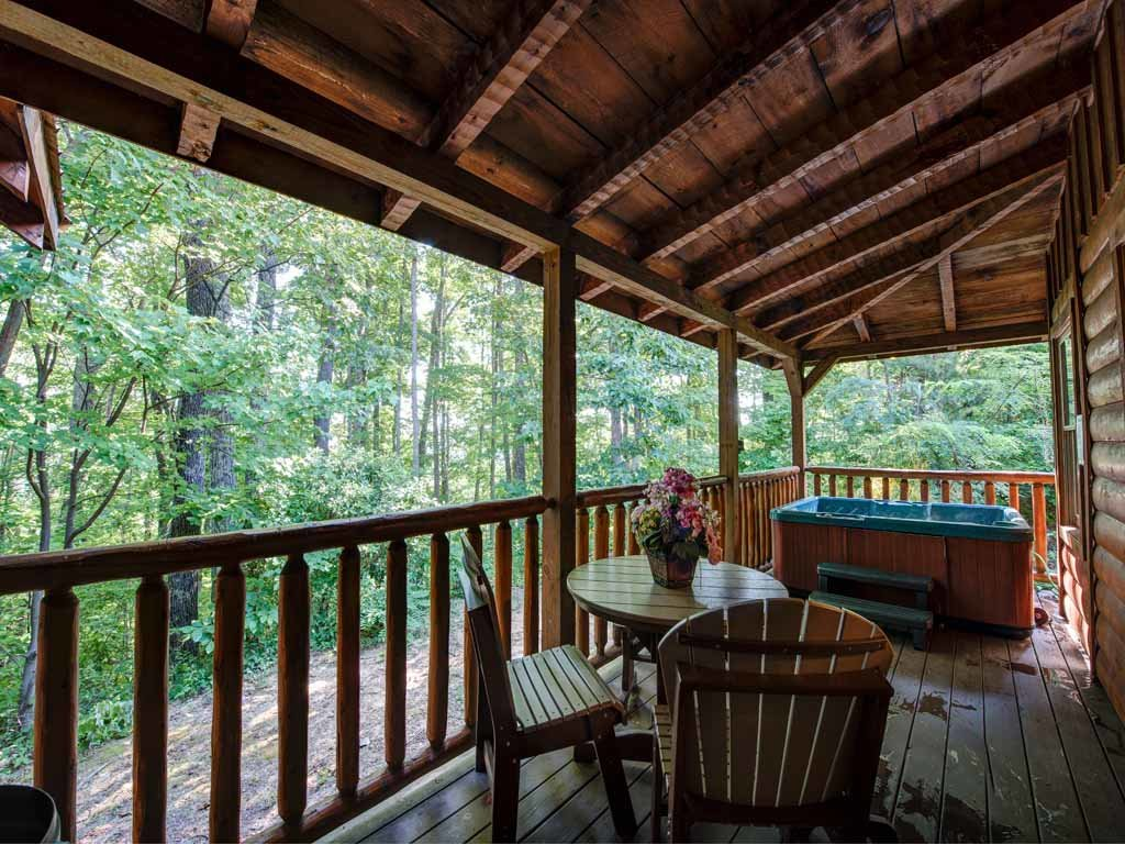 Photo of a Gatlinburg Cabin named Paul's Paradise - This is the twentieth photo in the set.