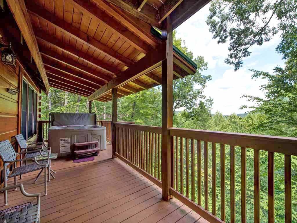 Photo of a Gatlinburg Cabin named Cozy Bear Lodge - This is the twenty-first photo in the set.