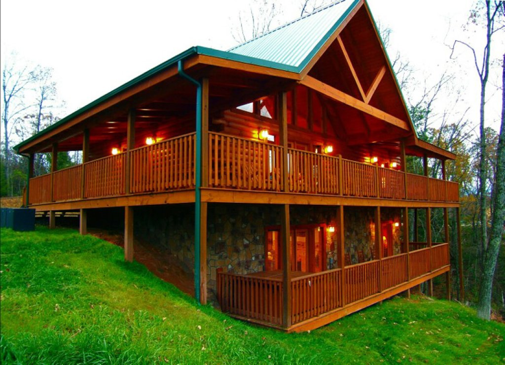 Photo of a Gatlinburg Cabin named Gatlinburg Getaway - This is the thirty-seventh photo in the set.