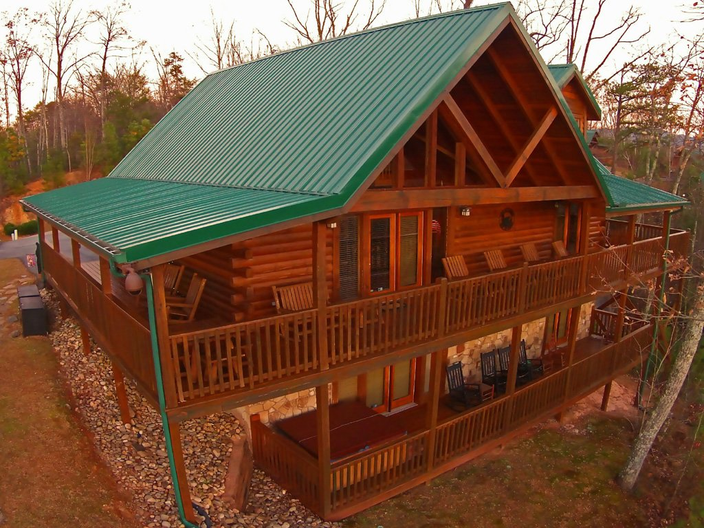 Photo of a Gatlinburg Cabin named Gatlinburg Getaway - This is the thirty-fifth photo in the set.