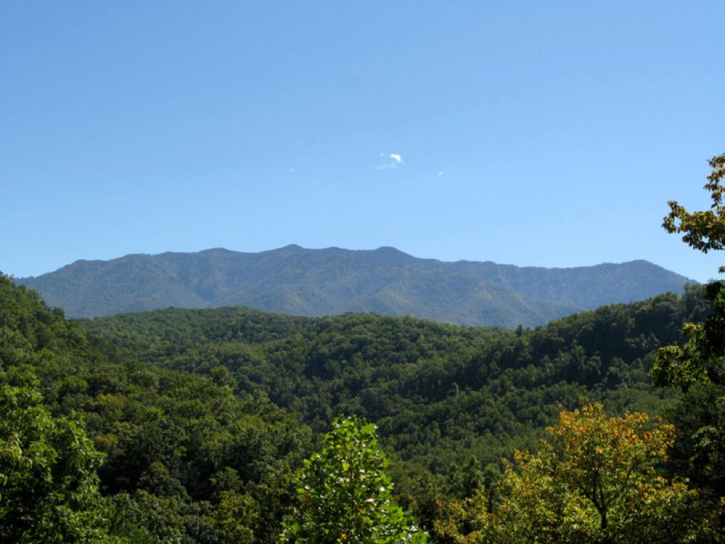 Photo of a Gatlinburg Cabin named Triple Mountain View - This is the third photo in the set.