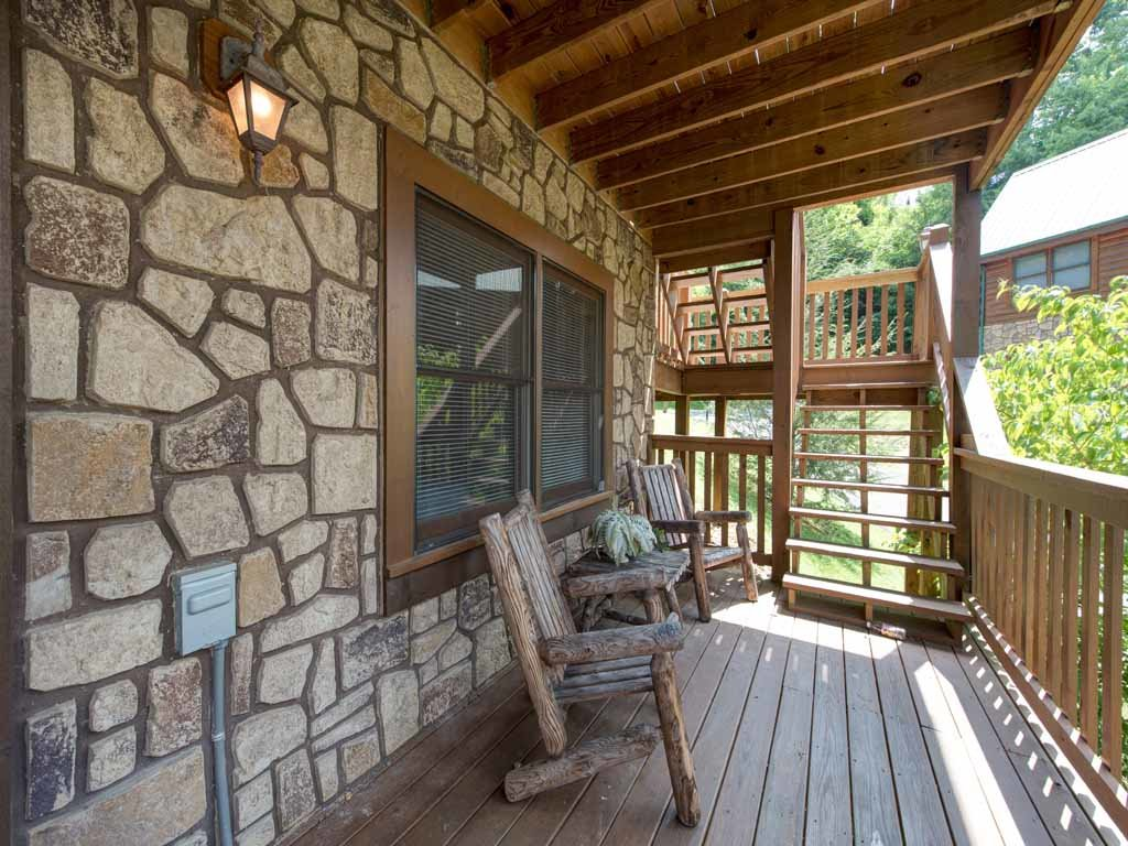Photo of a Gatlinburg Cabin named Peace 'n Quiet - This is the twenty-first photo in the set.