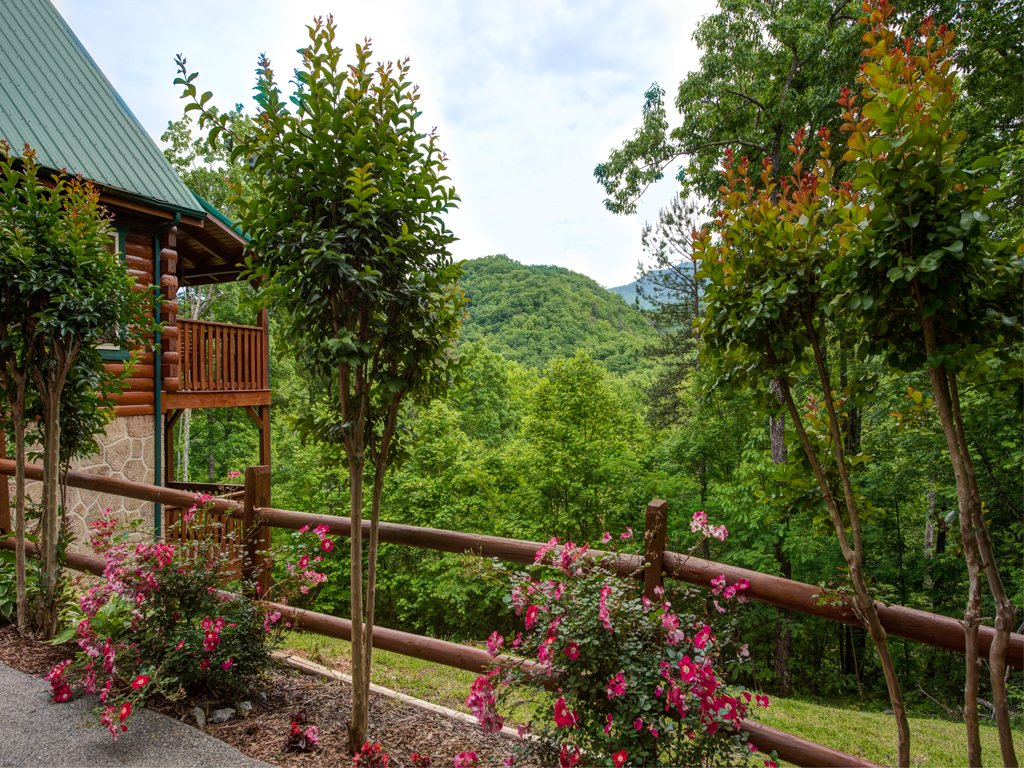 Photo of a Gatlinburg Cabin named Triple Mountain View - This is the twenty-second photo in the set.