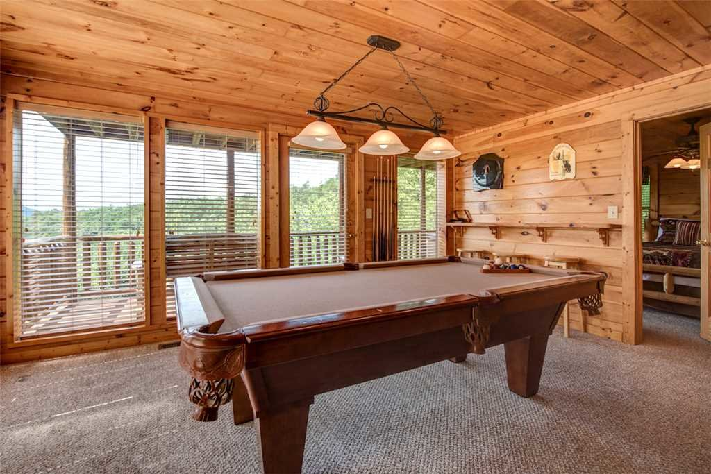 Photo of a Pigeon Forge Cabin named Absolutely Perfect - This is the eighth photo in the set.