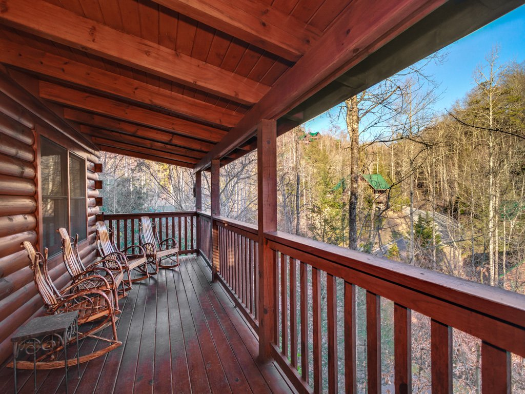 Photo of a Gatlinburg Cabin named Hidden Haven - This is the sixteenth photo in the set.