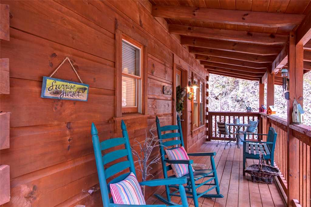 Photo of a Pigeon Forge Cabin named Wild At Heart - This is the fourteenth photo in the set.