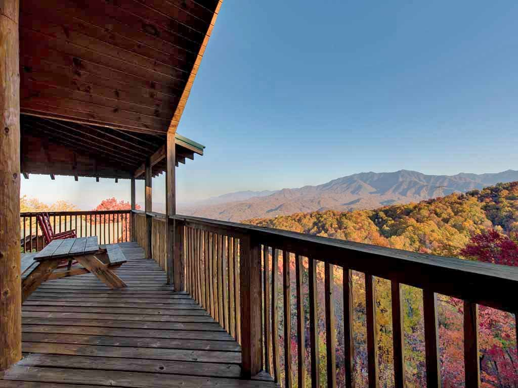 Photo of a Gatlinburg Cabin named Smokerise Lodge - This is the thirty-first photo in the set.