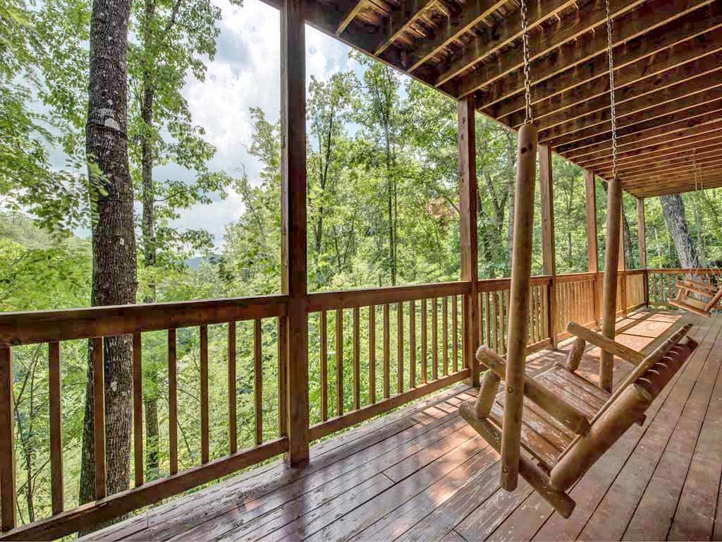 Photo of a Gatlinburg Cabin named Our Mountain Getaway - This is the third photo in the set.