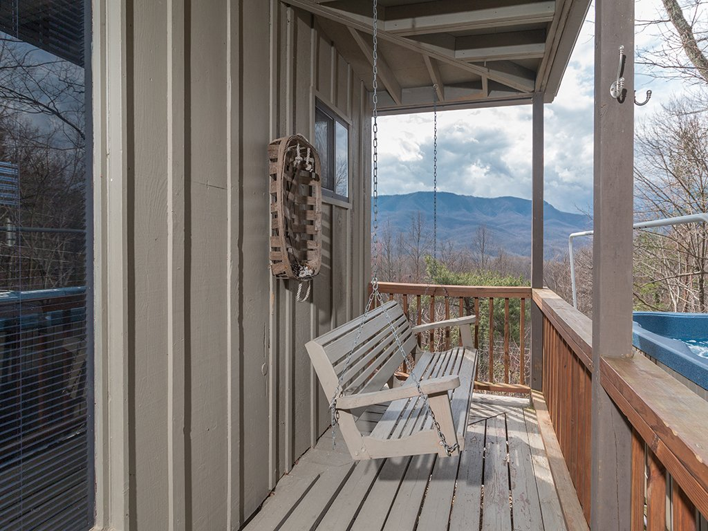 Photo of a Gatlinburg Cabin named Mountain Top - This is the seventeenth photo in the set.