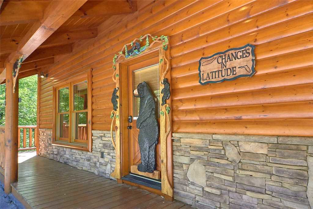 Photo of a Gatlinburg Cabin named Changes In Latitude - This is the thirty-second photo in the set.