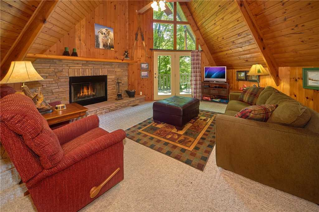 Photo of a Gatlinburg Cabin named Sweet Blessings - This is the first photo in the set.
