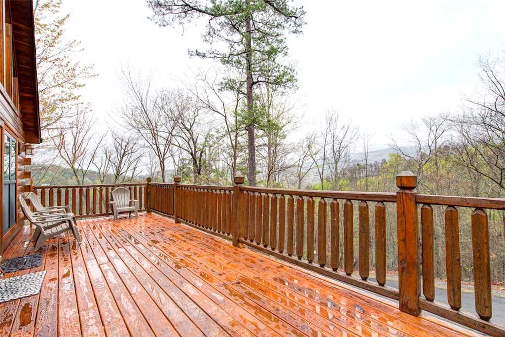 Photo of a Pigeon Forge Cabin named Hatcher Mountain Getaway - This is the third photo in the set.