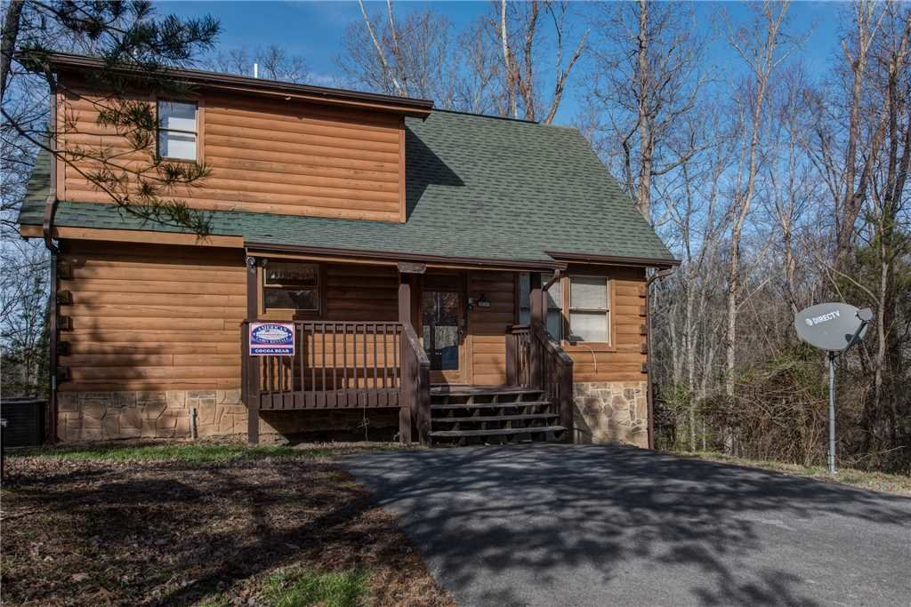 Photo of a Pigeon Forge Cabin named Cocoa Bear - This is the nineteenth photo in the set.