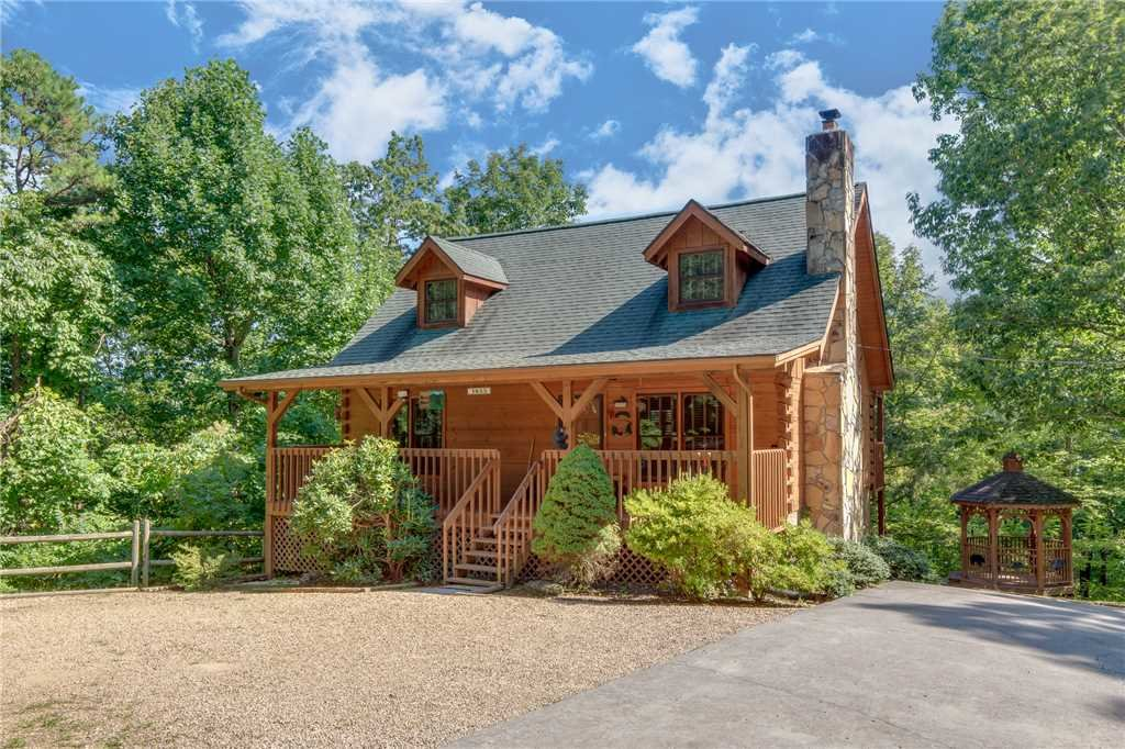 Photo of a Gatlinburg Cabin named Mountain Memories - This is the twenty-fifth photo in the set.