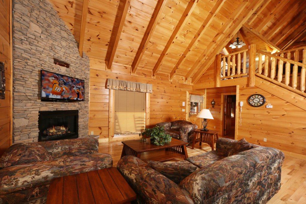 Photo of a Pigeon Forge Cabin named A Little Slice Of Heaven - This is the eighth photo in the set.