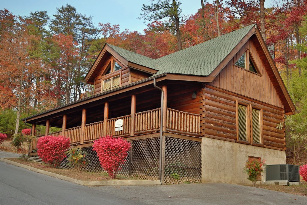 Photo of a Pigeon Forge Cabin named A Little Slice Of Heaven - This is the seventh photo in the set.