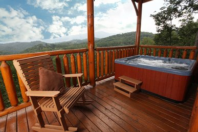 His Amazing Grace, 2br,  3 Private Covered Decks, Loft Game Room, Sleeps 14