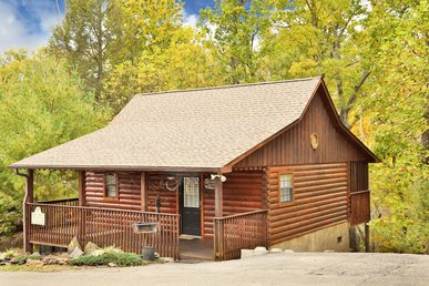 Charming Pet-friendly 1 Br Studio Pigeon Forge Resort Cabin Near Dollywood