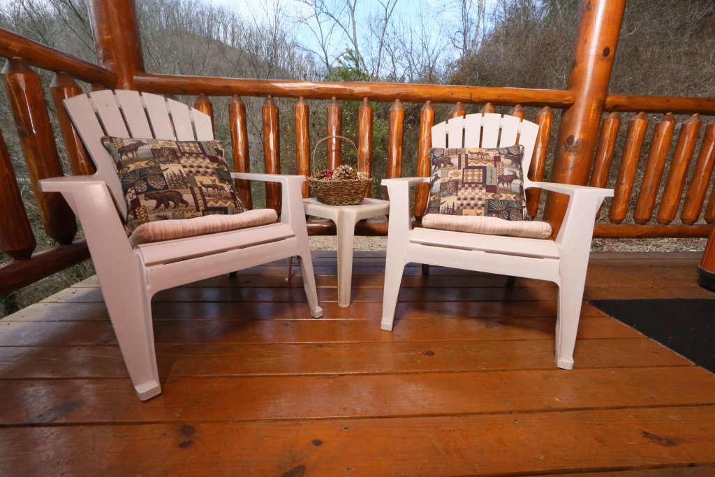 Photo of a Pigeon Forge Cabin named Smoky Cascades - This is the fifth photo in the set.