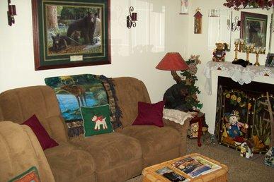One Bedroom Condo Nestled In The Heart Of Gatlinburg (unit 205)
