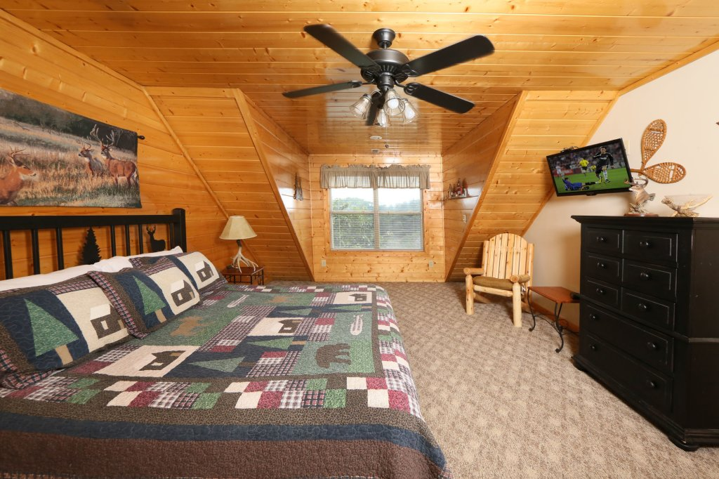 Photo of a Sevierville Cabin named Mountain Shadow Lodge - This is the thirtieth photo in the set.