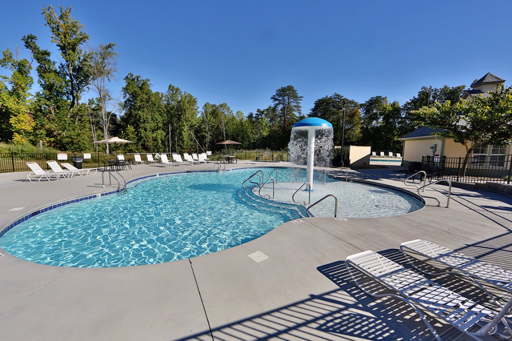 Photo of a Pigeon Forge Condo named Mountain View Condo 1205 - This is the second photo in the set.