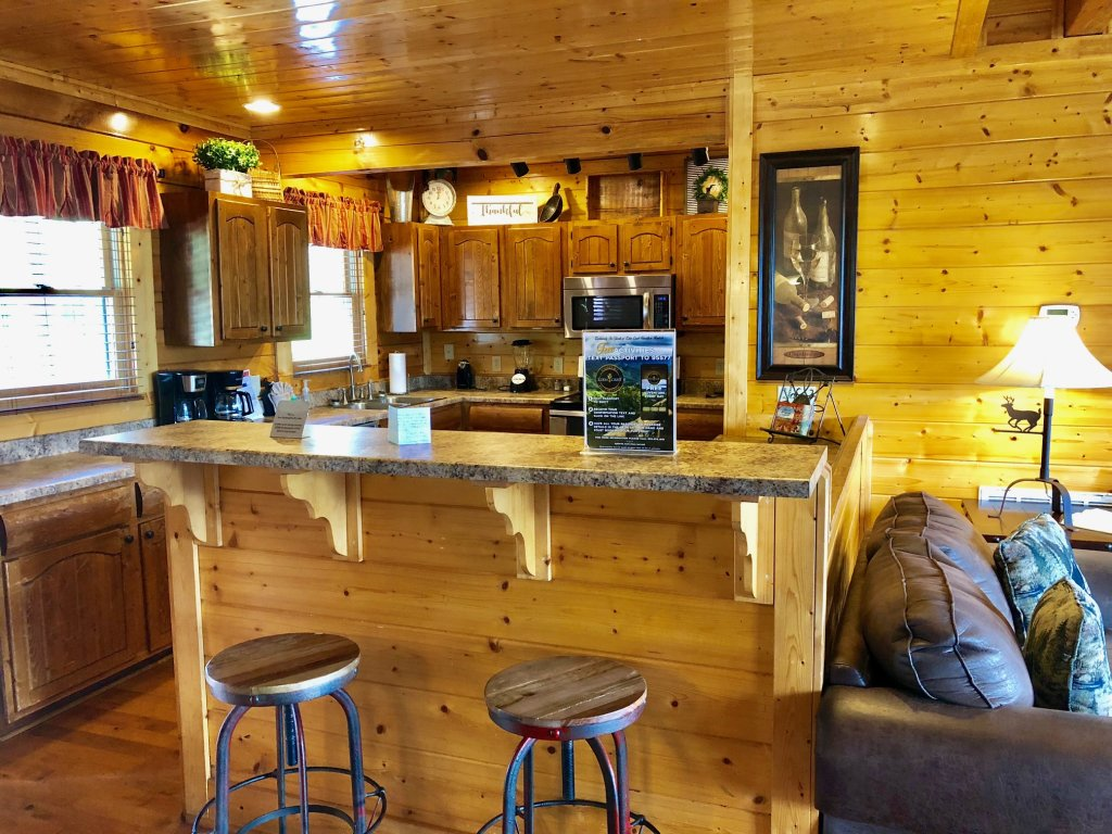 Photo of a Sevierville Cabin named Award Winning Views - This is the forty-second photo in the set.