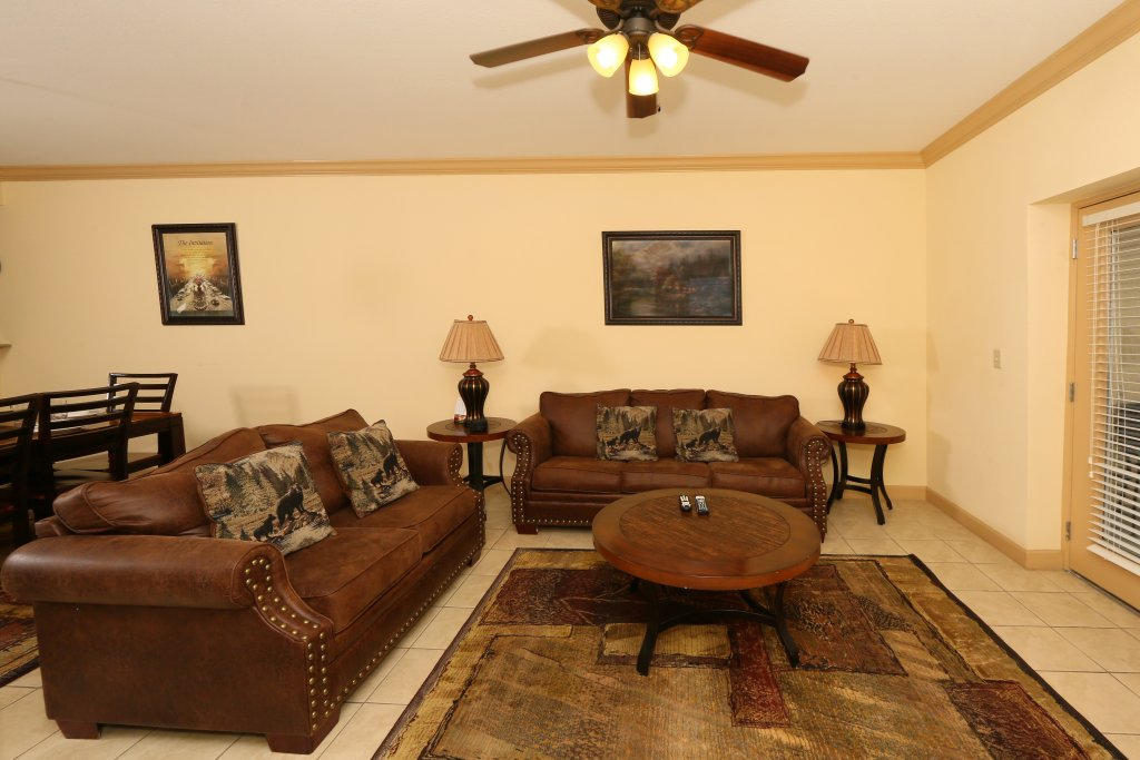 Photo of a Pigeon Forge Condo named Mountain View Condo 3507 - This is the twelfth photo in the set.