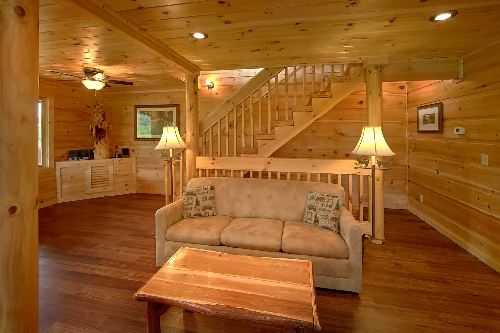 Photo of a Gatlinburg Cabin named Take My Breath Away - This is the fifteenth photo in the set.