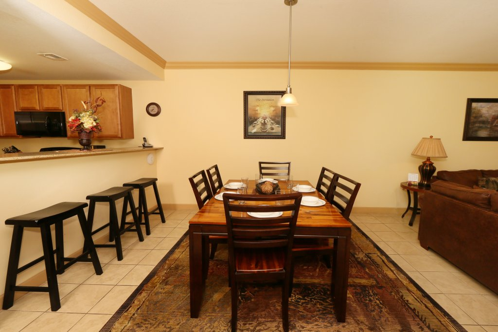 Photo of a Pigeon Forge Condo named Mountain View Condo 3507 - This is the twenty-third photo in the set.