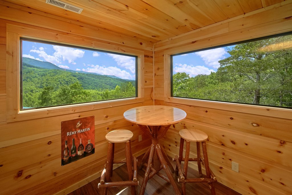 Photo of a Gatlinburg Cabin named Take My Breath Away - This is the ninth photo in the set.