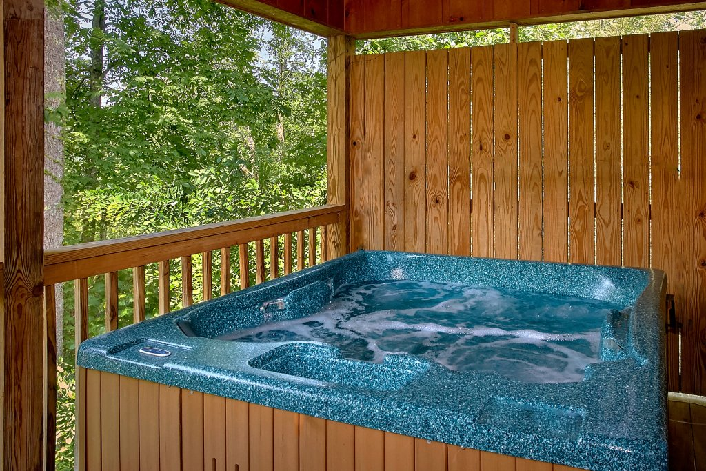 Photo of a Gatlinburg Cabin named Romance Inn - This is the first photo in the set.