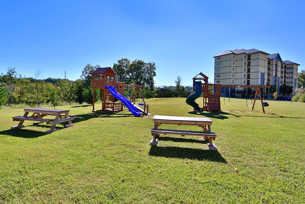 Photo of a Pigeon Forge Condo named Mountain View Condo 3107 - This is the fourth photo in the set.