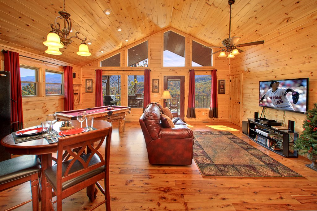Photo of a Gatlinburg Cabin named Mountain Elegance - This is the seventh photo in the set.