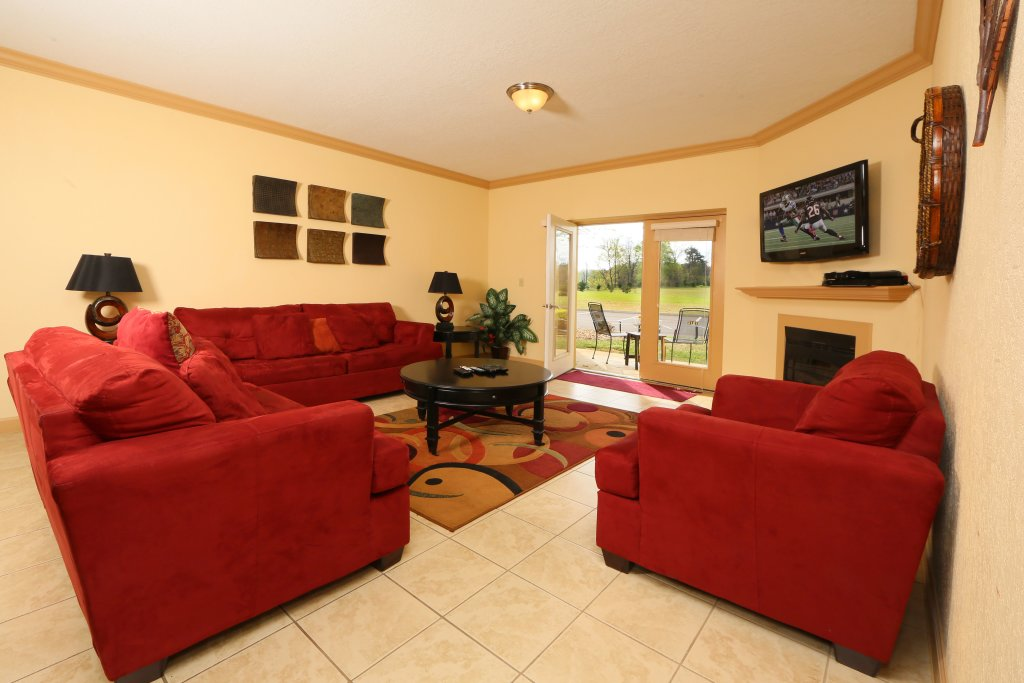Photo of a Pigeon Forge Condo named Mountain View Condo 3107 - This is the twenty-first photo in the set.