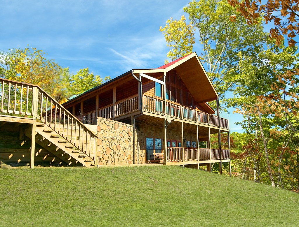 Photo of a Gatlinburg Cabin named Hawks Ridge - This is the nineteenth photo in the set.