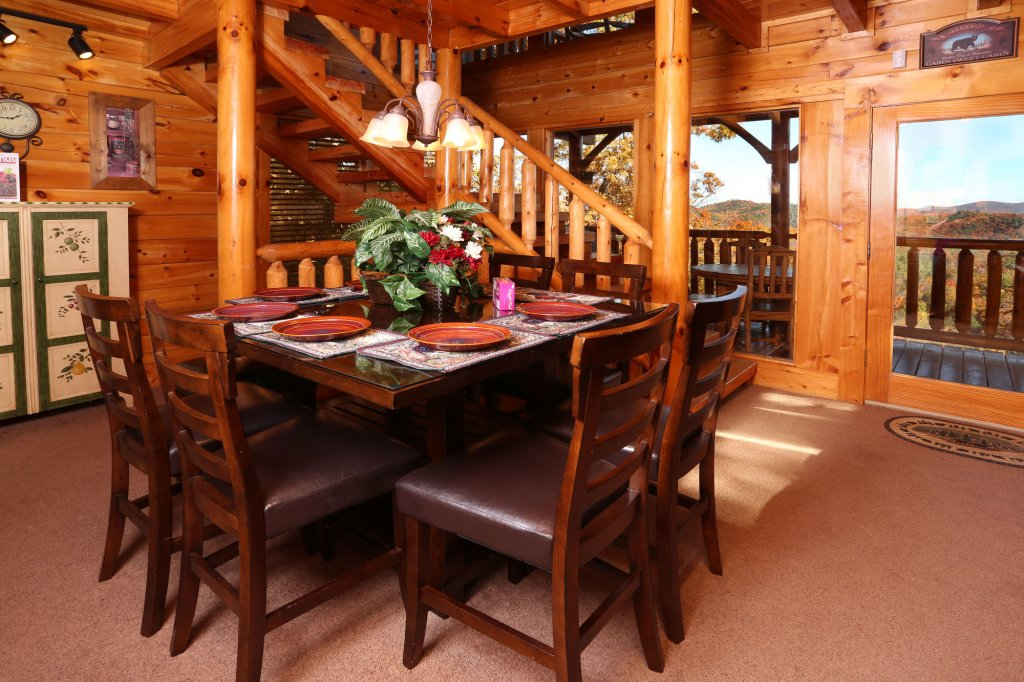Photo of a Pigeon Forge Cabin named His Amazing Grace - This is the fifteenth photo in the set.