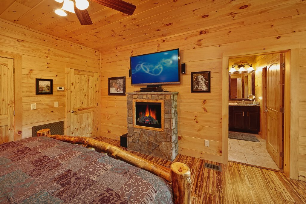 Photo of a Gatlinburg Cabin named Ever After - This is the seventeenth photo in the set.